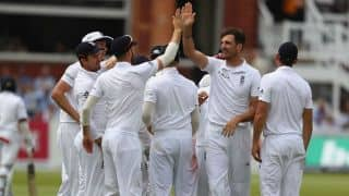England on top at Lunch on Day 3 of 3rd Test against Sri Lanka at Lord's
