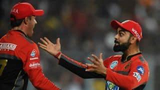 IPL 2018: AB de Villiers hails Virat Kohli as a fantastic captain