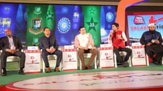 ICC World T20 2016: Aaj Tak's Salaam Cricket event