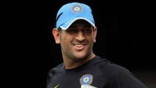 MS Dhoni seeks divine help ahead of ICC World T20 2014