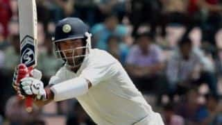 Pujara's phenomenal numbers puts him right behind Bradman