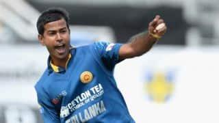 Sri Lanka vs New Zealand 2015-16: Nuwan Kulasekara will replace Dhammika Prasad for Sri Lanka's ODI squad