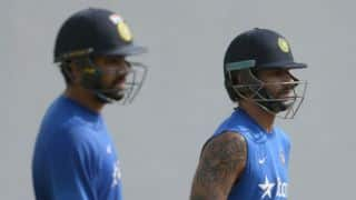 Rohit, Dhawan, other batsmen need to up the ante
