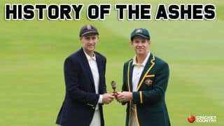 How The Ashes came in to being – The history of cricket's oldest and fiercest rivalry