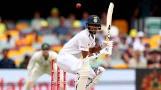 India vs Australia: Washington Sundar's father is frustrated at his son not completing his century