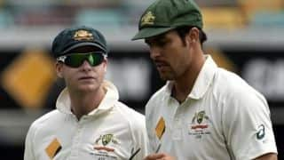 Mitchell Johnson says bans against Australian trio should stay