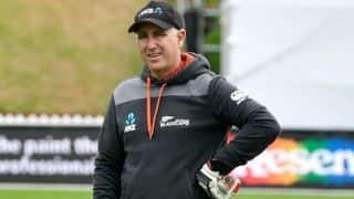 NZ players have the option to go elsewhere with their families during break: Gary Stead