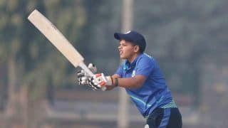 Shafali Verma becomes India's youngest T20I debutant