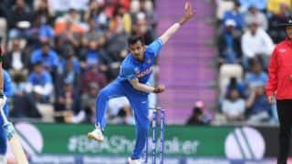 Cricket World Cup 2019 – Chess has taught me patience and planning: Yuzvendra Chahal
