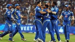 MI joins hands with Usha International for IPL 7