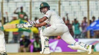 Bangladesh include Sabbir Rahman in place of injured Shakib Al Hasan for 2nd Test vs Sri Lanka