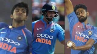 India vs South Africa, T20I: Rishabh Pant, Navdeep Saini, Washington Sundar, Sheyas Iyer, Rahul Chahar