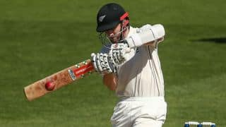 Williamson's ton powers NZ to stunning victory over BAN by 7 wickets; lead series 1-0