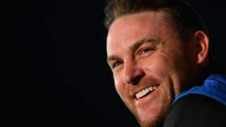 ICC Cricket World Cup final 2015: Brendon McCullum calls for Indian fans to back Black Caps