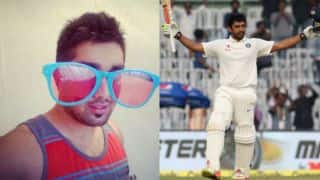Tabraiz Shamsi blames Karun Nair's triple ton for 'not buying milk'