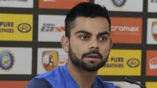 'Virat Kohli shouldn't be judged by one Test'