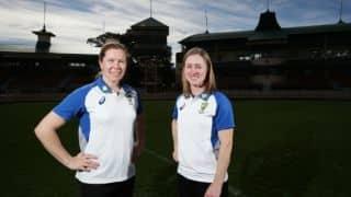 Alex Blackwell, Rachel Haynes potential AUS W captains for The Ashes 2017-18