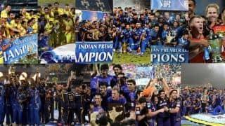 IPL 2019 की शुरुआत से पहले 11 साल के विजेताओं पर एक नजर