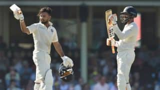 Pant, Pujara send Australia on leather hunt