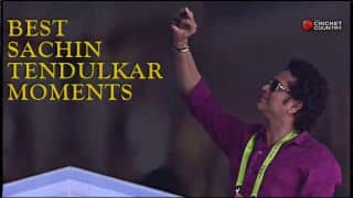 5 awesome Sachin Tendulkar moments you cannot forget from ICC Cricket World Cup 2015