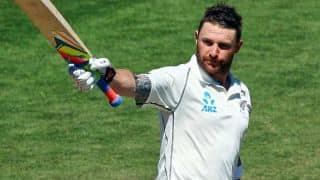 Ajit Agarkar feels New Zealand captaincy has changed Brendon McCullum into a better player
