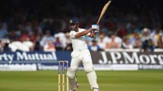Ajinkya Rahane gets 2nd Test ton against England at Lord's