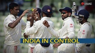 India on top at stumps after Ishant Sharma burst on Day 2 India vs Sri Lanka President XI, India tour of Sri Lanka 2015