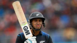 Ross Taylor ruled out of upcoming South Africa tour due to groin injury
