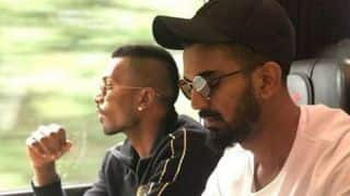 KL Rahul And I Took Short Break From Each Other after chat show controversy: Hardik Pandya