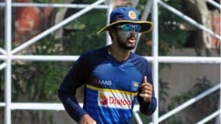 Suranga Lakmal expected to captain Sri Lanka in Test series against South Africa as Dinesh Chandimal faces further sanctions
