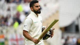 Kohli retains No. 1 position in latest ICC Test batsmen's rankings