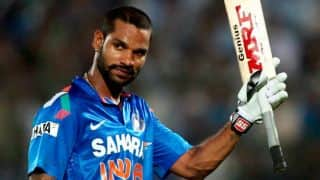 India will bounce back against New Zealand, says Shikhar Dhawan