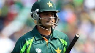 Pakistan vs New Zealand 2014: Mohammad Hafeez to be sent back to Pakistan after suspension for illegal action