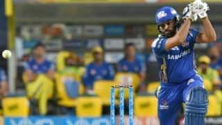 IPL 2018: पुणे में रोहित शर्मा ने धोनी से किया हिसाब बराबर