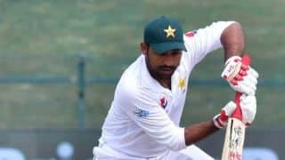 Sarfraz Ahmed can't continue to captain in all three formats: Zaheer Abbas