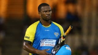 CPL 2018: Jamaica Tallawahs' Johnson Charles sets himself 600-run benchmark