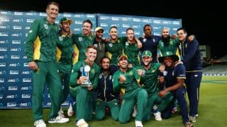 Photos: New Zealand vs South Africa, 5th ODI at Auckland
