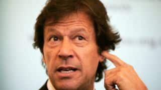 Imran Khan terms PCB's decision to hold PSL 2017 final in Lahore as madness