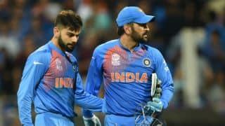 विराट कोहली और टीम इंडिया के लिए बेहद जरूरी हैं एम एस धोनी: सौरव गांगुली
