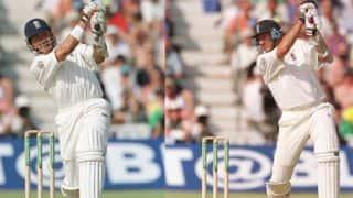 Ashes 2001: Alec Stewart, Andy Caddick rescue, Michael Slater, Matthew Hayden demolish England