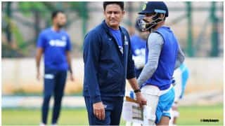 Anil Kumble could get in trouble due to ICC Champions Trophy 2017