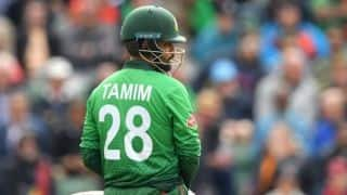 Cricket World Cup 2019 – I've not been able to capitalise with important runs: Tamim Iqbal