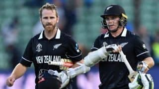 Video: India will be a good challenge, looking forward to it – Kane Williamson