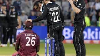 ये है विश्व कप 2019 का सबसे रोमांचक मैच, महज पांच रन से हारा विंडीज