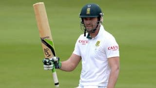 AB de Villiers accepts South Africa's full-time Test captaincy