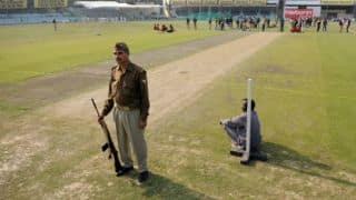 India vs New Zealand 2017-18: Security beefed up near Kanpur pitch ahead of 3rd ODI following Pune fiasco