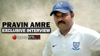 Pravin Amre: Had there been DRS, my story would have been different