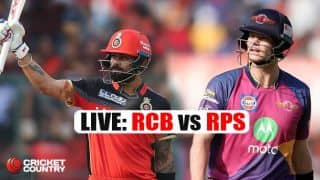 Highlights, Royal Challengers Bangalore vs Rising Pune Supergiant IPL 2017, Match 17: RPS outplay RCB