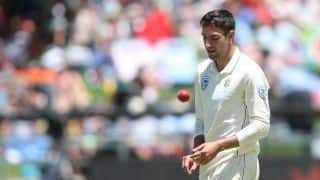 I want to play Test cricket for England: Duanne Olivier