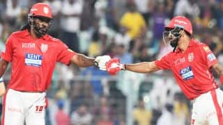 KL Rahul deserves Orange Cap more than me, says KXIP's Chris Gayle